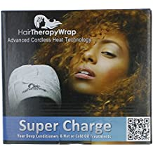 Hair Therapy Wrap Cordless Thermal Heat Wrap, Coco Color
