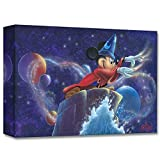 """Mickey's Magic"" Limited edition gallery wrapped"