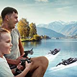 Remote Control Boat, 30 MPH Rc Boats for Adults, Rc Boat for Lakes, Auto Flip Recovery, Professional Series, Fastest Rc Racing Pool Boat Speed Boat Gift