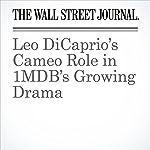 Leo DiCaprio's Cameo Role in 1MDB's Growing Drama | Erich Schwartzel,Bradley Hope