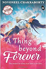 A Thing Beyond Forever Paperback