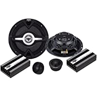 Lanzar VC6K Vector 6.5-Inch 2-Way Slim Component Speaker System