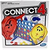 Connect 4 Strategy Board Game Amazon Exclusive for Ages 6 and Up(Amazon Exclusive)