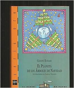 El Planeta de los Arboles de Navidad - Libros de Navidad