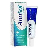 Anusol Cream Haemorrhoid Treatment 23G