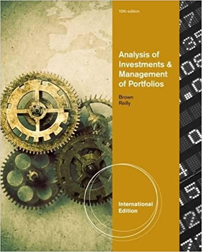 Management and investments pdf analysis