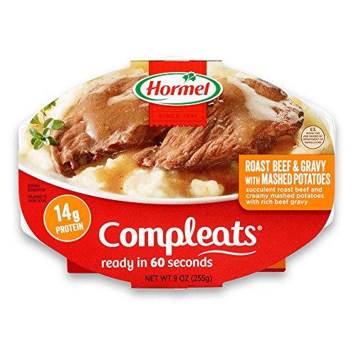 Hormel COMPLEATS Roast Beef