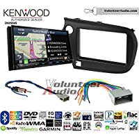Volunteer Audio Kenwood Excelon DNX994S Double Din Radio Install Kit with GPS Navigation Apple CarPlay Android Auto Fits 2009-2011 Honda Pilot