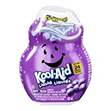 KOOL-AID Liquid Drink Mix, Grape, 48ml