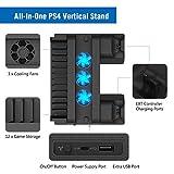 Kootek Vertical Stand for PS4 Slim / PS4