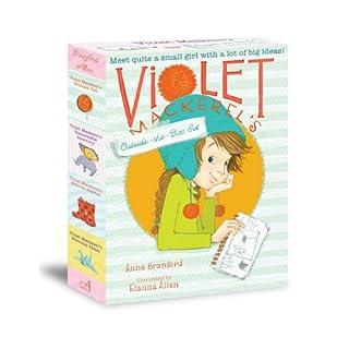 Violet Mackerel's Outside-the-Box Set: Violet Mackerel's Brilliant Plot, Violet Mackerel's Remarkable Recovery, Violet Mackerel's Natural Habitat, Violet Mackerel's Personal Space