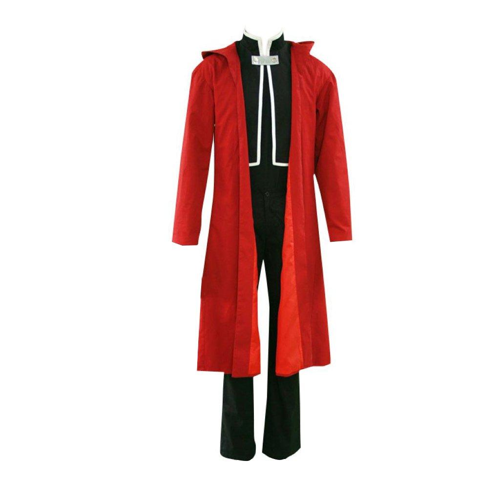 ventas al por mayor Dream2Reality Disfraz de Fullmetal Alchemist para hombre, talla talla talla S  muy popular