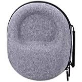 Hard Carrying case for Jabra Move/Jabra Move Style Wireless Stereo Headphone by Aenllosi(Grey)