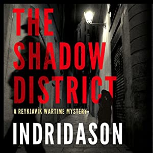 The Shadow District Hörbuch