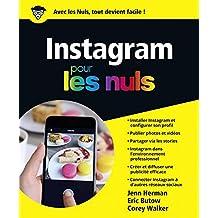 Instagram pour les Nuls, poche (POCHE NULS) (French Edition)