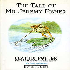 Tale of Mr. Jeremy Fisher Audiobook