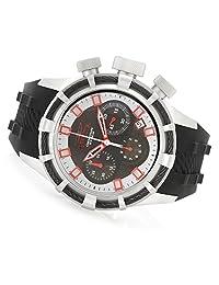 New Mens Invicta 22146 Reserve Bolt Swiss Chronograph Silicone Strap Watch
