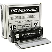 Powernail 16 Gage 2 Cleats. Box of 5,000 by Powercleats