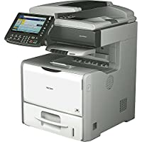 Ricoh 407571 Government Aficio SP 5210SFG Mono Laser MFP