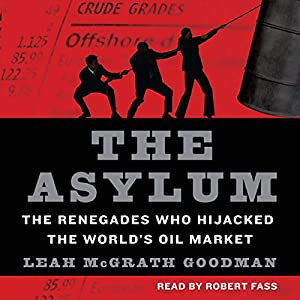 The Asylum Audiobook