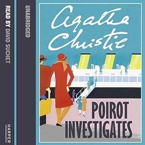 Poirot Investigates | Livre audio