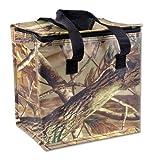 DII Camouflage Realtree Serving Sets, Cooler Bag, Green
