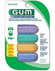 Sunstar 152RF Gum Anti-Bacterial Toothbrush Covers