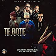 Te Boté (Remix) [Explicit]