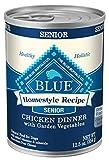 Blue Buffalo Homestyle Recipe Natural Senior Wet