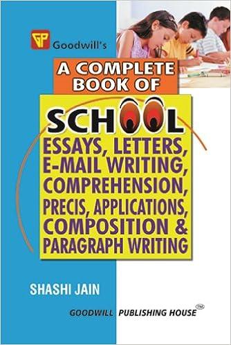 essay books for class 6
