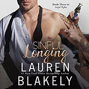 Sinful Longing Audiobook