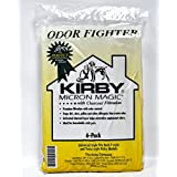 Kirby Micron Magic Odor Fight F Style Vacuum Bags 6 Pack 202916