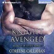 Knight Avenged: Circle of Seven, Book 2 | Coreene Callahan