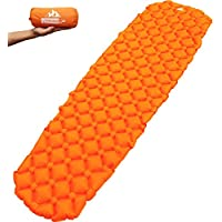 Outdoorsman Lab Ultralight Sleeping Pad - Ultra-Compact...