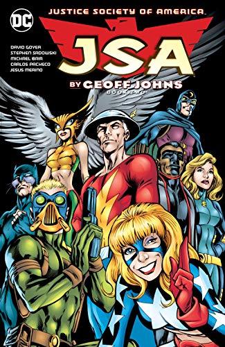 JSA by Geoff Johns Book Two (JSA (1999-2006))