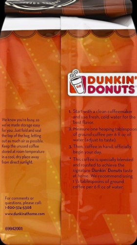 Review Dunkin' Donuts Bakery Series