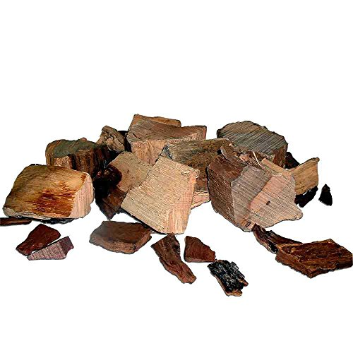 Oklahoma Joe's Wood Smoker Chunks, 8 lb, Mesquite