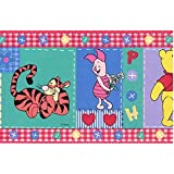 DISNEY BABY TIGGER WALLPAPER BORDER SELF ADHESIVE 10MTR