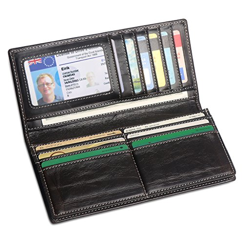 Money Long Wallet - 6