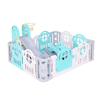 Childrens Play Fence Baby Fence Home Baby Indoor Crawling Mat Toddler Baby baby playpen Safety Fence Activity & Entertainment