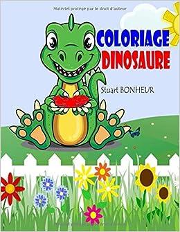 Coloriage Dinosaure Livre De Coloriage Dinosaure Pour