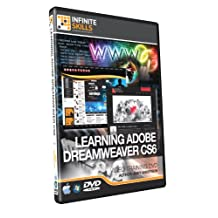 Learning Adobe Dreamweaver CS6 - Training DVD - Video