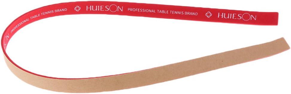 Amazon.com: Magideal Raqueta de tenis de mesa borde cinta ...