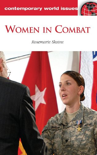 Women in Combat: A Reference Handbook (Contemporary World Issues)