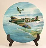 Coalport Dawn Patrol Reach for the Sky plate CP696