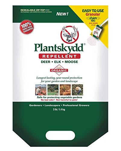 Plantskydd Deer, Elk and Moose Repellent 3lb Granular #PS-D3