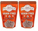 Paleonola Grain Free Gluten Free Non-GMO Granola, Maple Pancake Flavor – Pack of 2, 10 Oz. ea. Review