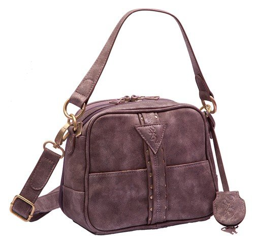 Browning Conceal and Carry Handbag – Small, Brown