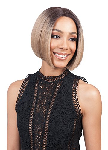 Bobbi Boss Synthetic Hair Lace Front Wig MLF126 Swiss Lace Lyna (TT6/23)