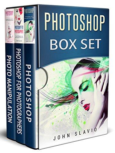 Photoshop Box Set: 3 Books in 1